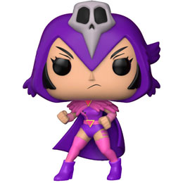 FUNKO POP RAVEN - TEEN TITANS GO! THE NIGHT BEGINS TO SHINE
