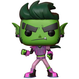 FUNKO POP BEAST BOY - TEEN TITANS GO! THE NIGHT BEGINS TO SHINE