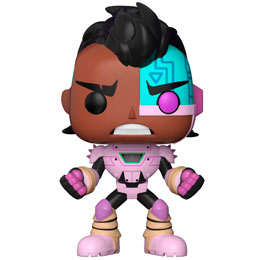 FUNKO POP CYBORG - TEEN TITANS GO! THE NIGHT BEGINS TO SHINE