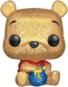 DISNEY WINNIE L´OURSON FIGURINE POP! SEATED POOH (DIAMOND GLITTER) EXCLUSIVE