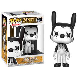 FIGURINE FUNKO POP BENDY AND THE INK MACHINE DEAD BORIS