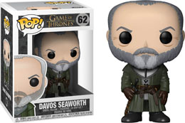 GAME OF THRONES FUNKO POP SER DAVOS SEAWORTH