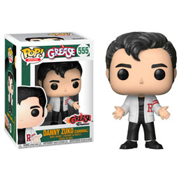 FUNKO POP GREASE DANNY ZUKO (SWEATER)