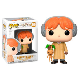 HARRY POTTER FUNKO POP RON WEASLEY  HERBOLOGY