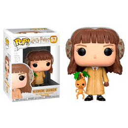 Photo du produit HARRY POTTER FUNKO POP HERMIONE GRANGER HERBOLOGY