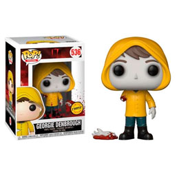 FIGURINE FUNKO POP IT GEORGIE WITH BOAT CHASE EXCLUSIVE