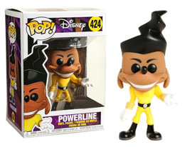 THE GOOFY MOVIE FUNKO POP! DISNEY FIGURINE POWERLINE