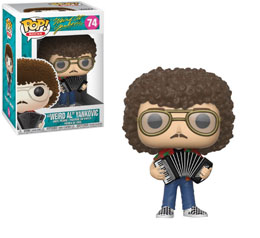 FIGURINE FUNKO POP! ROCKS WEIRD AL YANKOVIC 9 CM