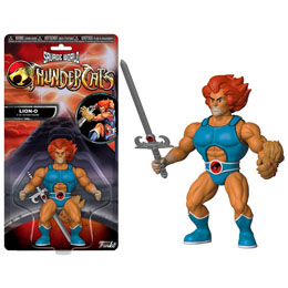 FIGURINE COSMOCATS SAVAGE WORLD LION-O