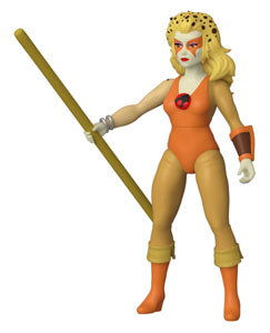 THUNDERCATS FIGURINE SAVAGE WORLD CHEETARA 10 CM
