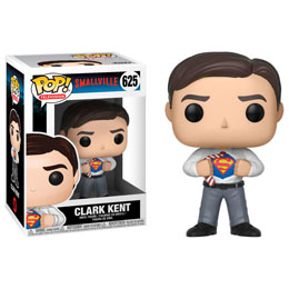 FUNKO POP SMALLVILLE CLARK KENT