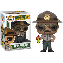 FUNKO POP SUPER TROOPERS RAMATHORN