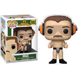 FUNKO POP SUPER TROOPERS MAC