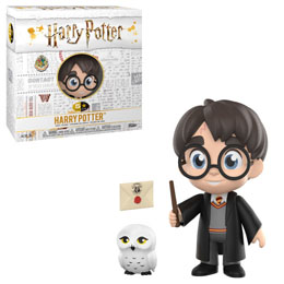 FIGURINE HARRY POTTER VINYL 5 STAR HARRY 8 CM