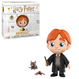 FIGURINE HARRY POTTER VINYL 5 STAR RON 8 CM