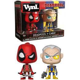FIGURINES FUNKO VYNL MARVEL DEADPOOL & CABLE