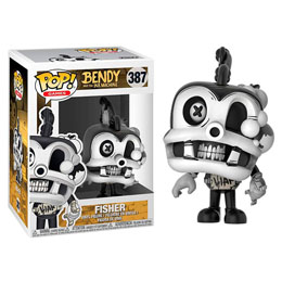 FUNKO POP BENDY & THE INK MACHINE FISHER
