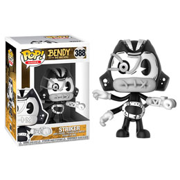 FUNKO POP BENDY & THE INK MACHINE STRIKER