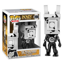 FUNKO POP BENDY & THE INK MACHINE THE PROJECTIONIST