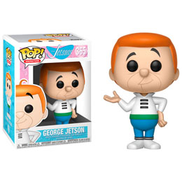 FIGURINE POP HANNA BARBERA THE JETSONS GEORGE SERIES 1