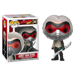 FUNKO POP MARVEL ANT-MAN & THE WASP JANET VAN DYNE