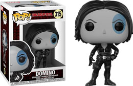 FUNKO POP MARVEL DEADPOOL DOMINO