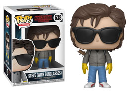 FUNKO POP STRANGER THINGS STEVE WITH SUNGLASSES