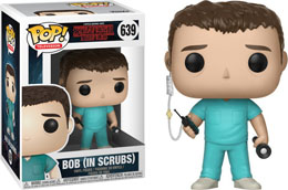 FUNKO POP! STRANGER THINGS BOB IN SCRUBS
