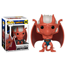 DISNEY FIGURINE FUNKO POP GARGOYLES BROOKLYN