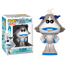 FUNKO POP SMALLFOOT FLEEM
