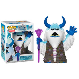 FUNKO POP SMALLFOOT STONEKEEPER
