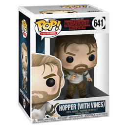 FUNKO POP STRANGER THINGS HOPPER WITH VINES