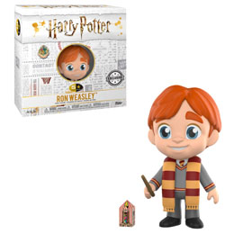 FIGURINE 5 STAR HARRY POTTER RON WEASLY VINYL EXCLUSIVE