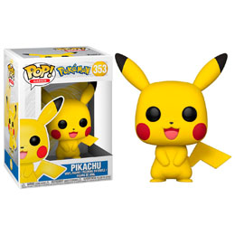 FIGURINE FUNKO POP POKEMON PIKACHU