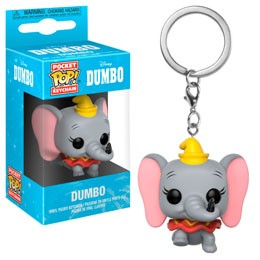DUMBO PORTE-CLÉS POCKET POP! VINYL DUMBO