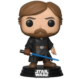 FIGURINE FUNKO POP STAR WARS THE LAST JEDI LUKE SKYWALKER FINAL BATTLE