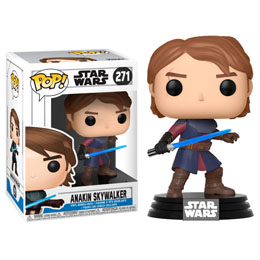 FUNKO POP STAR WARS CLONE WARS ANAKIN