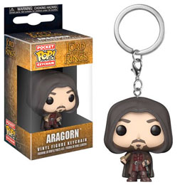 PORTE CLE FUNKO POCKET POP ARAGORN