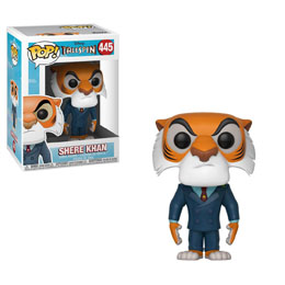 DISNEY TALESPIN SUPER BALOO FUNKO POP SHERE KHAN
