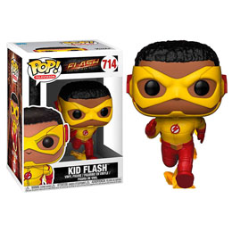 FUNKO POP DC COMICS THE FLASH KID FLASH