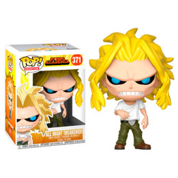FIGURINE FUNKO POP MY HERO ACADEMIA ALL MIGHT (WEAKENED)