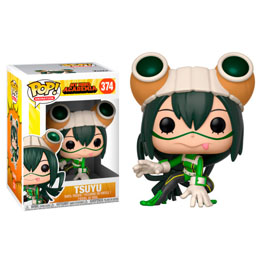 FIGURINE FUNKO POP MY HERO ACADEMIA TSUYU