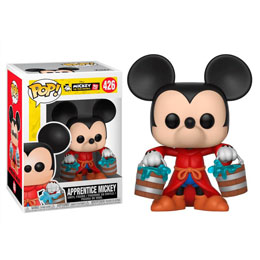 FIGURINE FUNKO POP DISNEY MICKEY'S 90TH APPRENTICE MICKEY