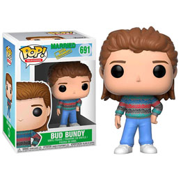 FIGURINE FUNKO POP MARIES DEUX ENFANTS BUD BUNDY
