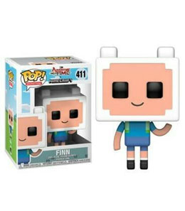 FUNKO POP ADVENTURE TIME MINECRAFT FINN