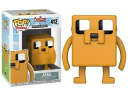 FUNKO POP ADVENTURE TIME MINECRAFT JAKE