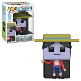 FUNKO POP ADVENTURE TIME MINECRAFT MARCELINE