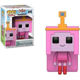FUNKO POP ADVENTURE TIME MINECRAFT PRINCESS BUBBLEGUME