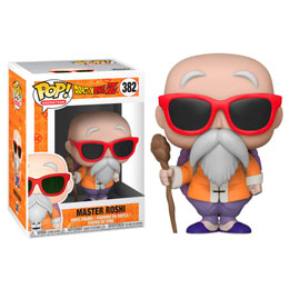 FUNKO POP DRAGONBALL Z GOHAN MASTER ROSHI WITH STAFF SERIES 4