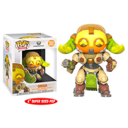 FUNKO POP OVERWATCH ORISA SERIES 4 OVERSIZED 15 CM